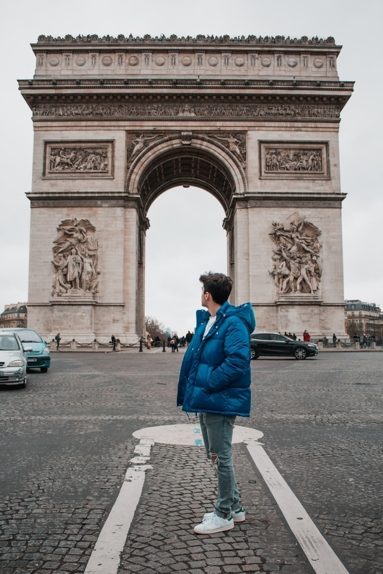 Arc de triomphe - Paris, Love - marcossitoss | ello