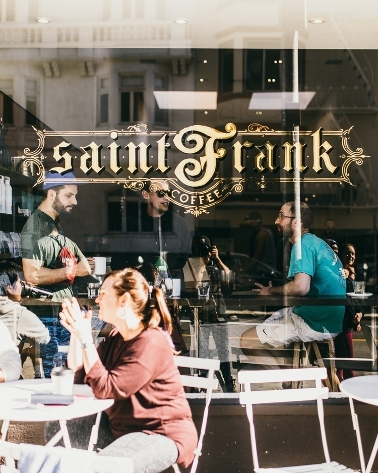 sunny day streets San Francisco - rusticatlas | ello