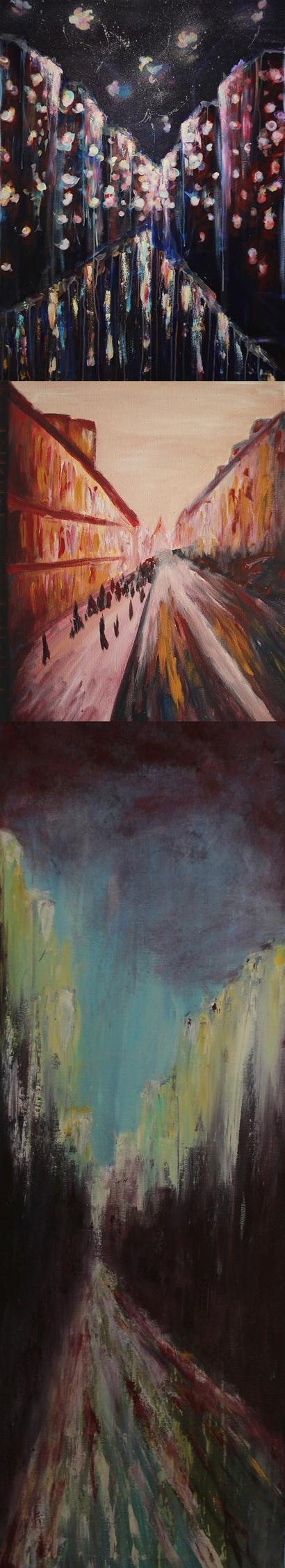 Neda Kerendian artist based Los - nedakerendian | ello