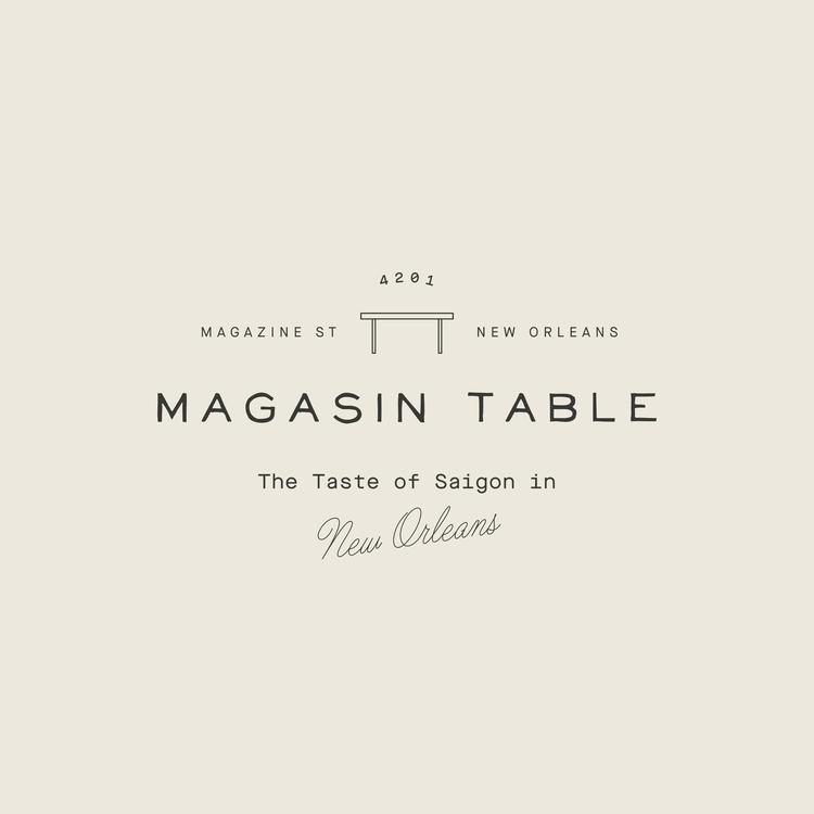 Unused logo option Magasin Tabl - tumzter | ello