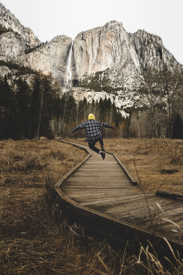 flight - yosemite, yosemitenationalpark - motvd | ello