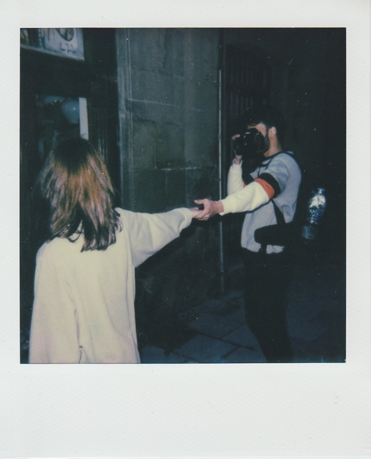 Polaroid bts Barcelona - polaroid - rawcier | ello