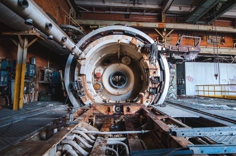 Abandoned jet testing facility - et11x | ello