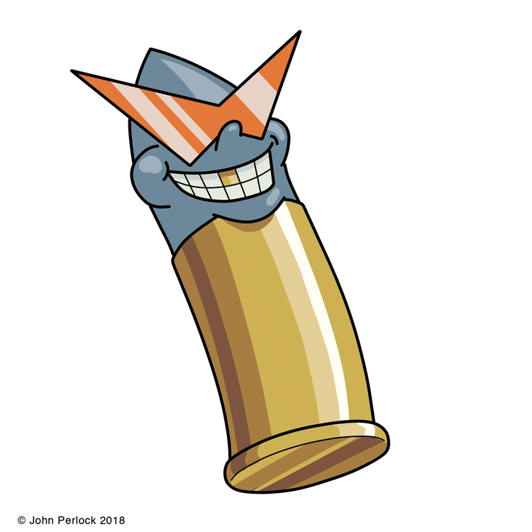 Anime Dum-Dum Bullet - John Per - johnperlock_illustrator | ello