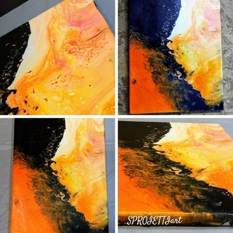 abstract, painting, ellolove - sarahproart | ello