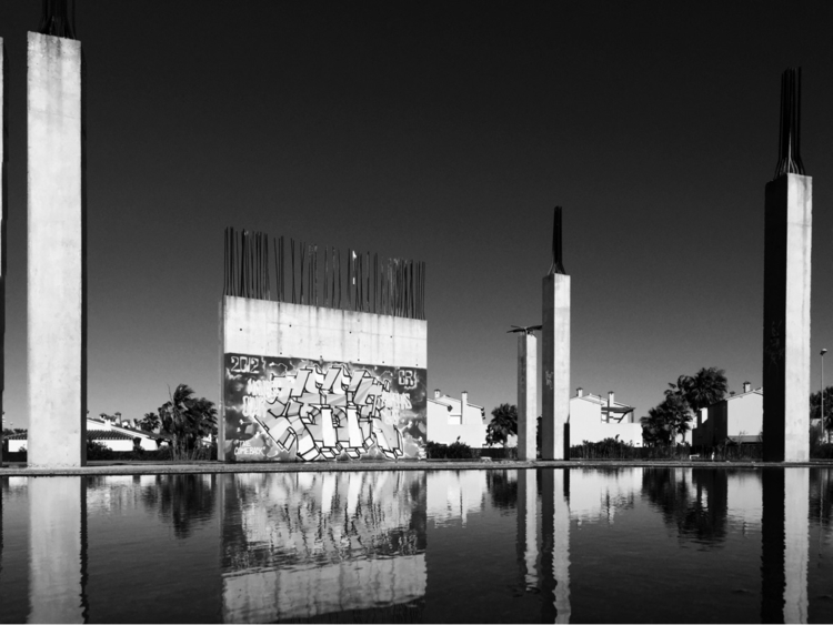 bausünde, architecture, blackandwhite - stefanmatzke | ello