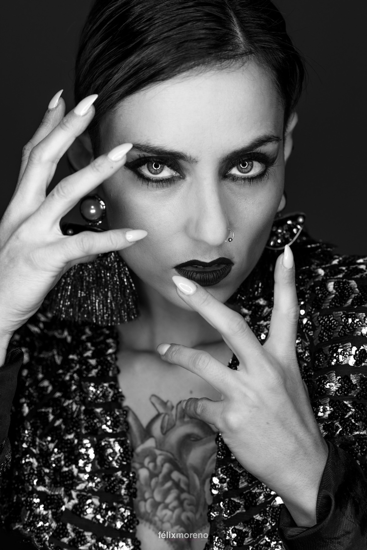 Vena Flamenca - model, madrid - irismontenegro | ello