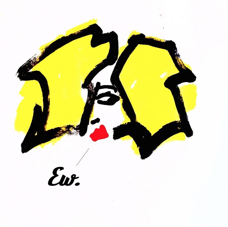 Ew - art, artists, illustrations - jkalamarz | ello