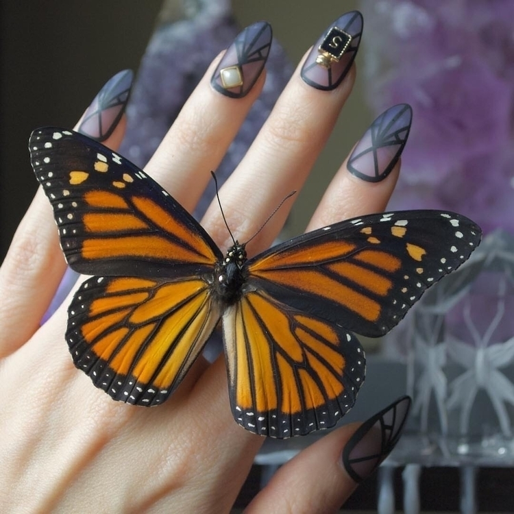 Monarch Butterflies incredible  - thebutterflybabe | ello