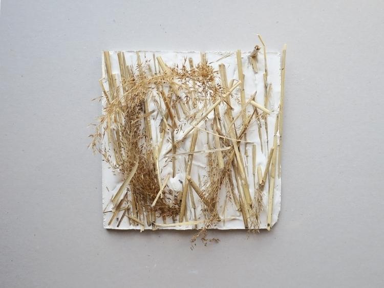 Square Drava River Grass 02 - sculpture - tischlarov | ello