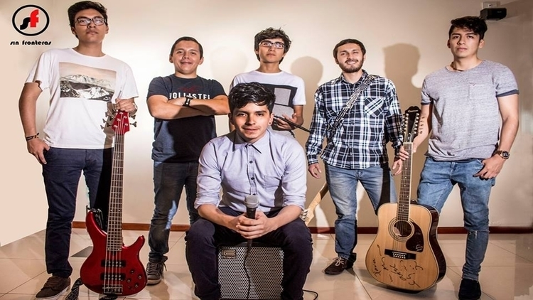 Grupo Sin Fronteras Ibarra-Ecua - luchitovr | ello