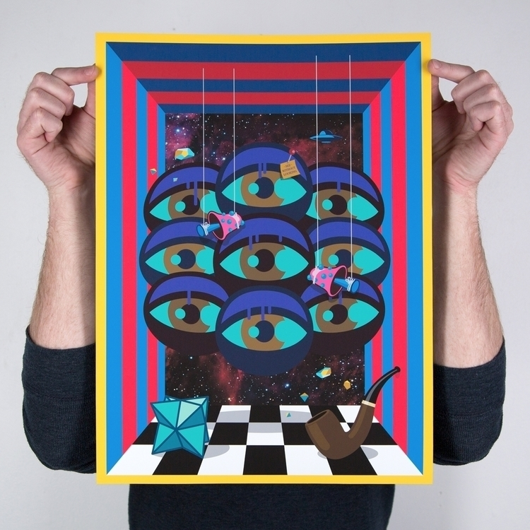 Print Release conjunction tribu - theartofchase | ello