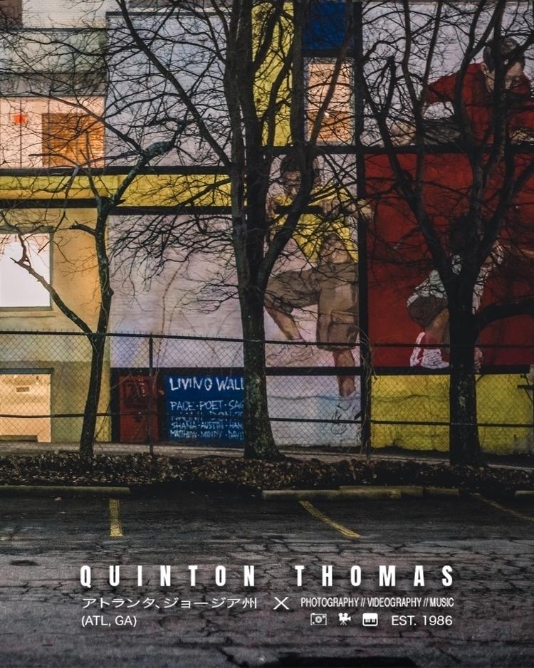 Atlanta nights - quintonxthomas | ello