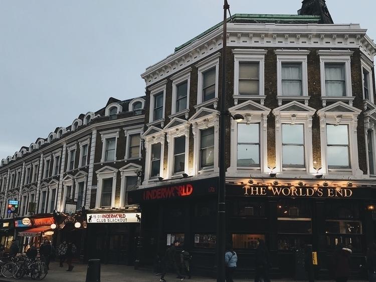 london, londres, camden, uk, love - slraquel | ello