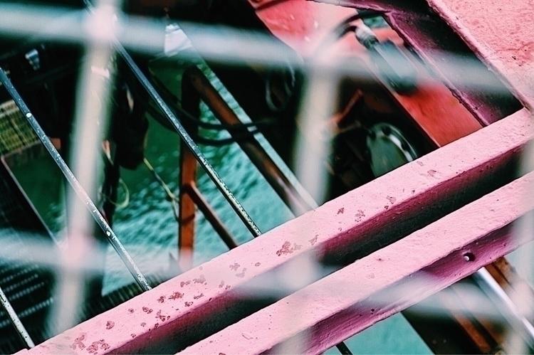 bridge •Vizcaya Bridge •Photogr - isabelmoraleda | ello