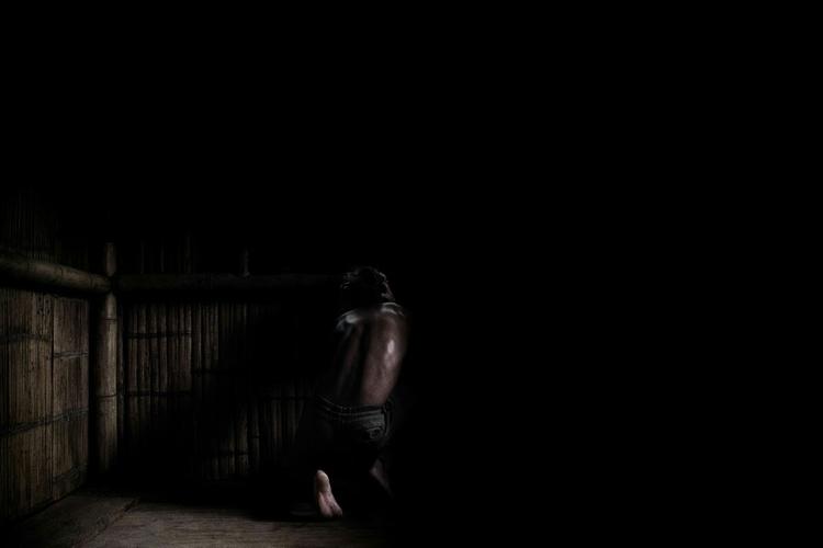 voices head - black, scare, madness - arango_javier | ello
