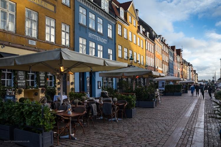 Nyhavn 7 - Denmark, Copenhagen, canal - toni_ertl | ello