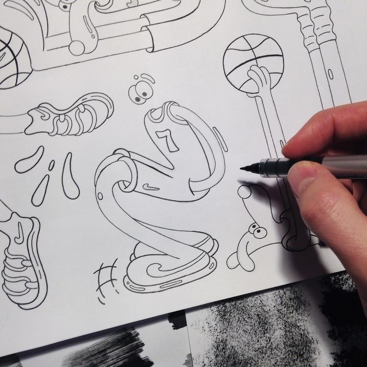 love sketch working digitally - drawing - jamiekirk | ello