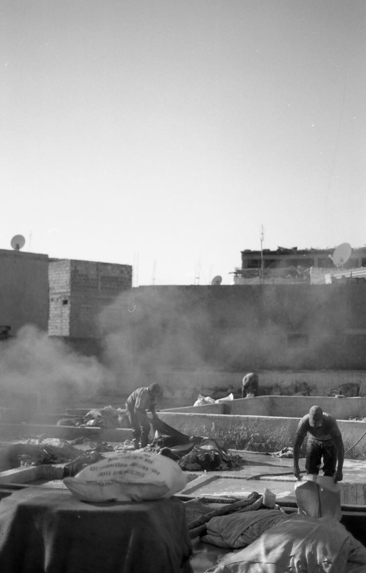 Leather curtidors, Marrakech 20 - perezcruz | ello
