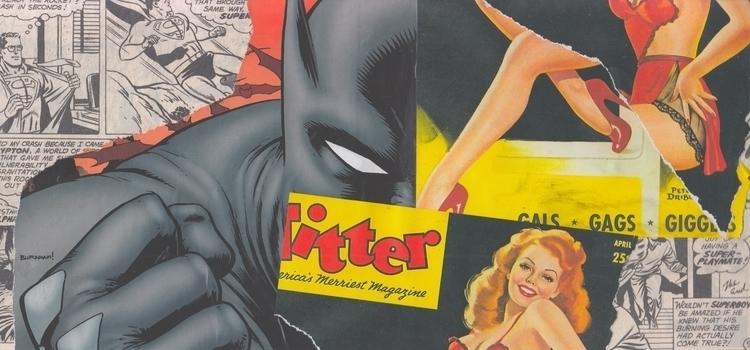 Batman les filles Emmanuel Bras - art-brasseur | ello