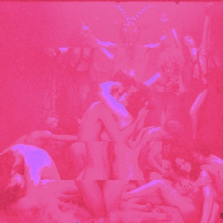 pink, aesthetics, vapor, vaporart - cremerinse | ello