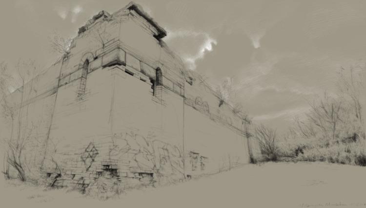 Wałbrzych Mausoleum, Google Sph - mikgodley | ello