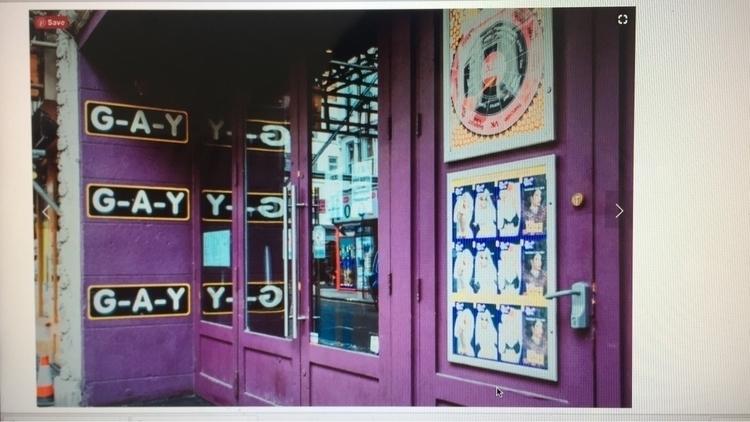 SOHO London  - london, soho, streetphotography - madelinefayep | ello