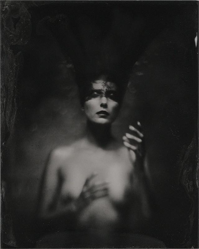 4x5 wet plate collodion tintype - jameswigger | ello
