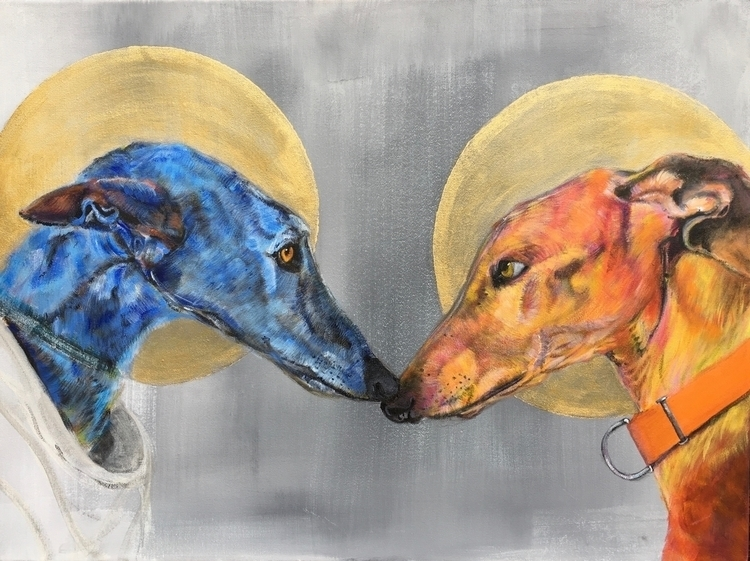 Rescued Street Dogs Submitted D - lesleeortegaart   ello