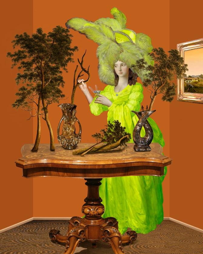 Amazing art work artist Joan Ro - nettculture   ello