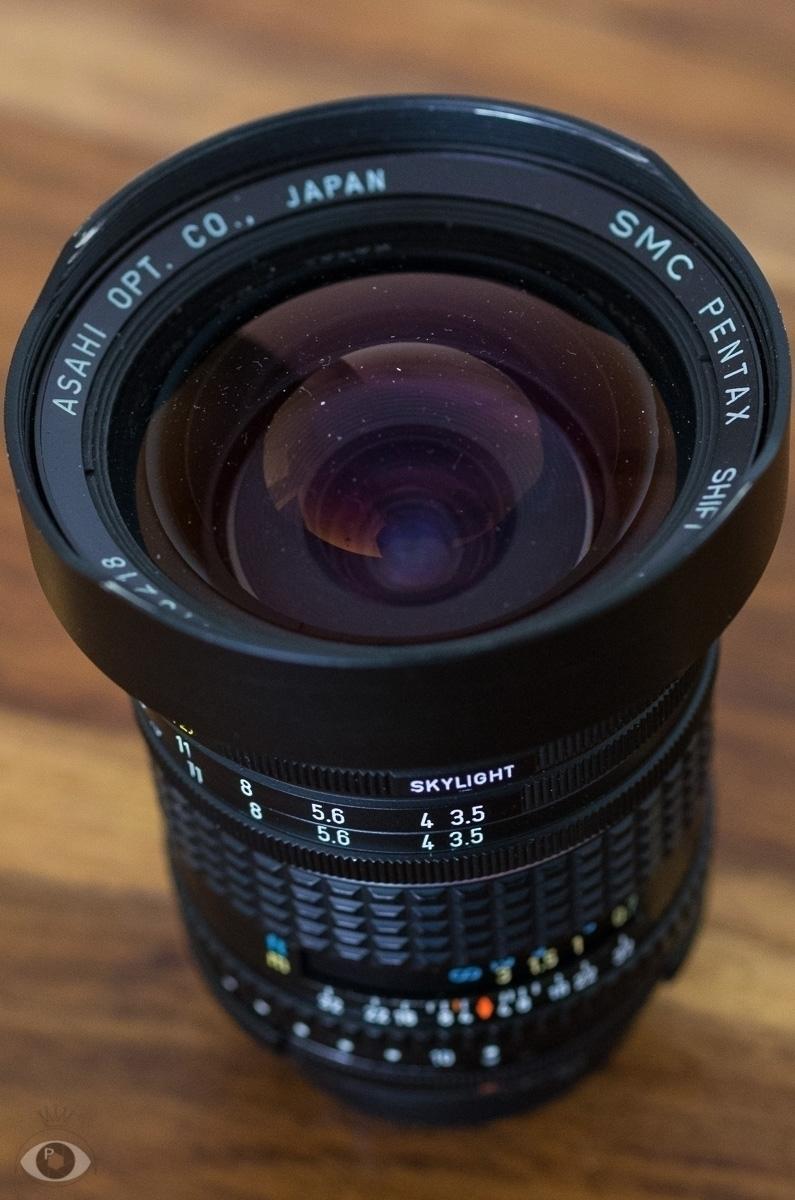 repair Pentax 28mm lens. vintag - pentaxke | ello
