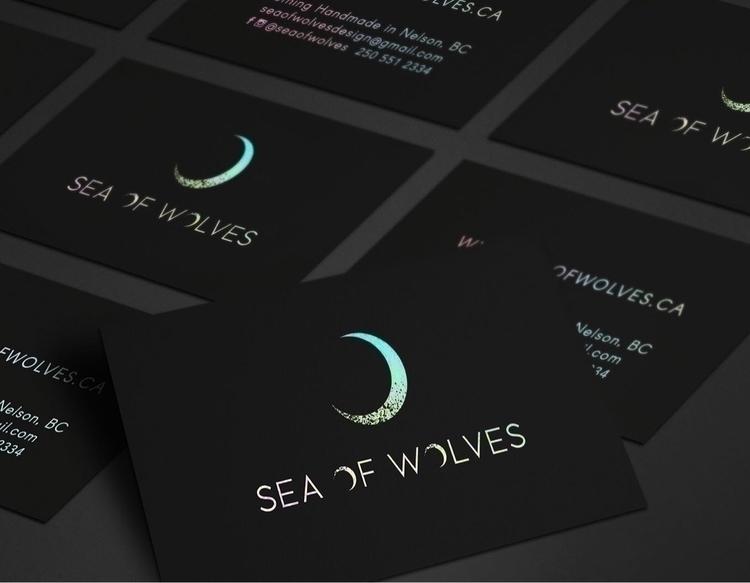 Branding Sea Wolves - novemberwild | ello