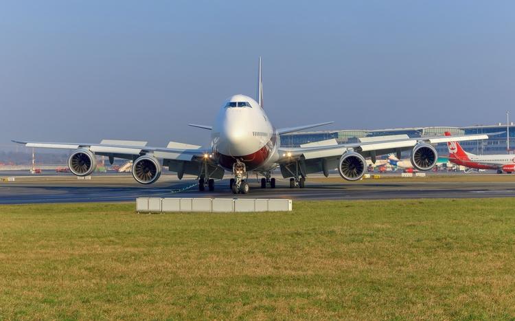 avgeek - boeing, boeing747, 747 - mathiasdueber | ello