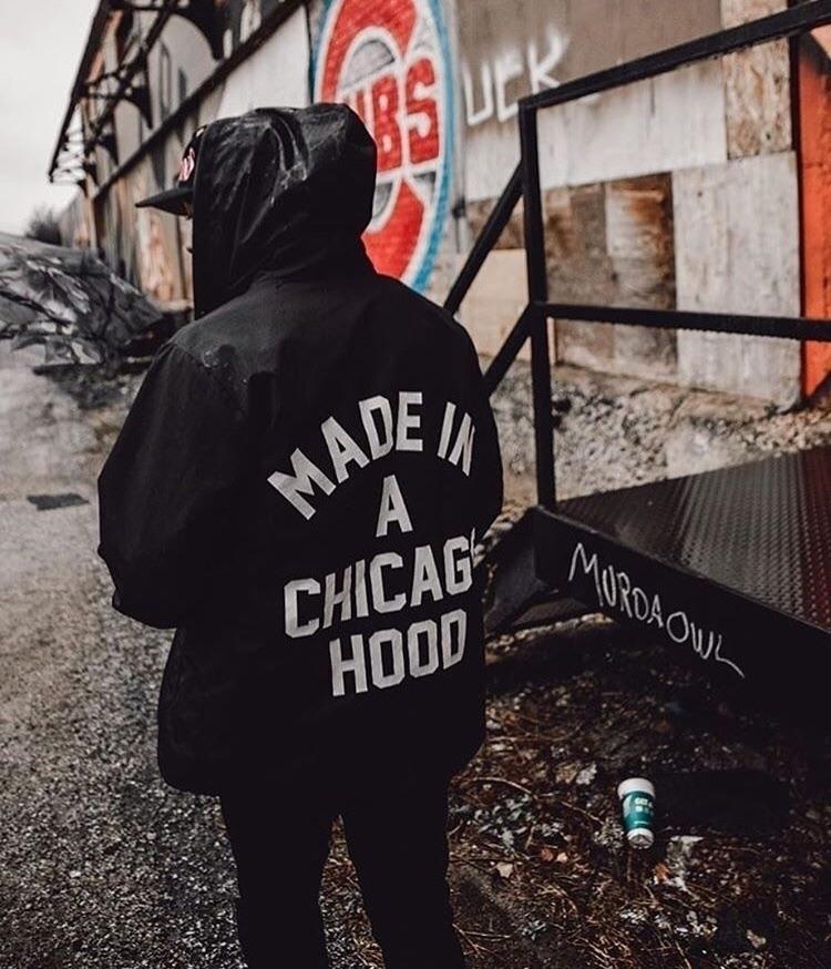 Chicago hood - rj_7 | ello