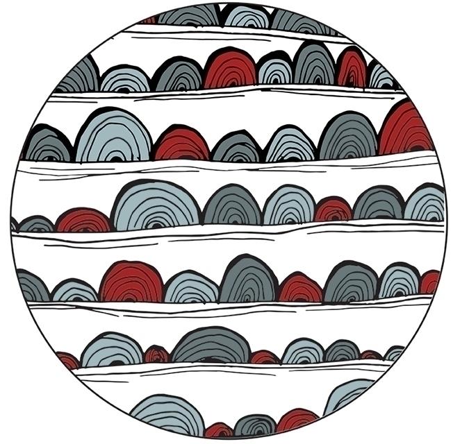 patterns designed print cool - Tshirt - jessicafleur | ello
