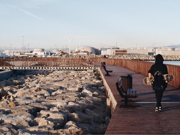 photography, spain, girls, skater - miriamdanvers | ello