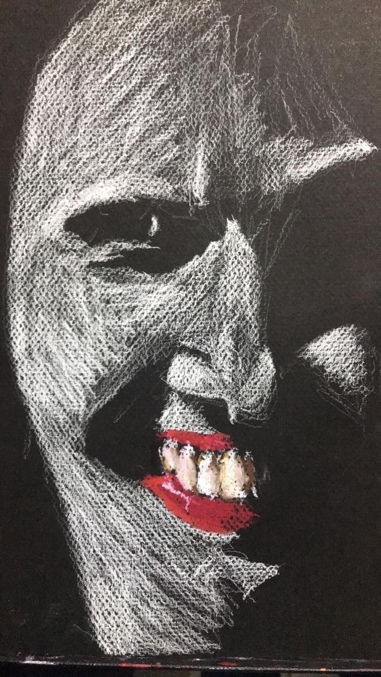 Progression clowny sketch sourc - damiencordova | ello