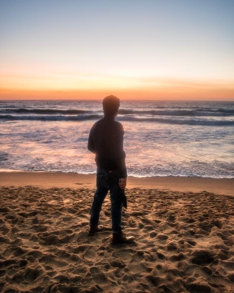 sunsets, california, photography - defiiantt | ello