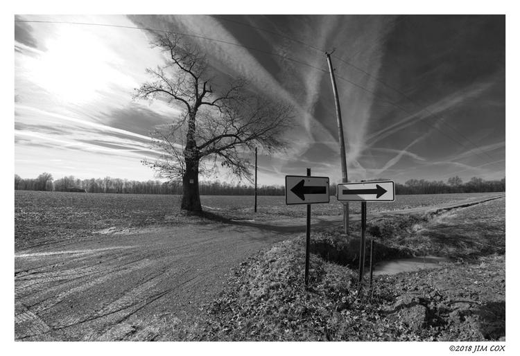 Directions - ruralamerica, gravelroad - jascox | ello