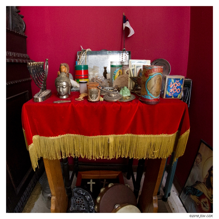 Pick Religion - shrinetable, religion - jascox | ello