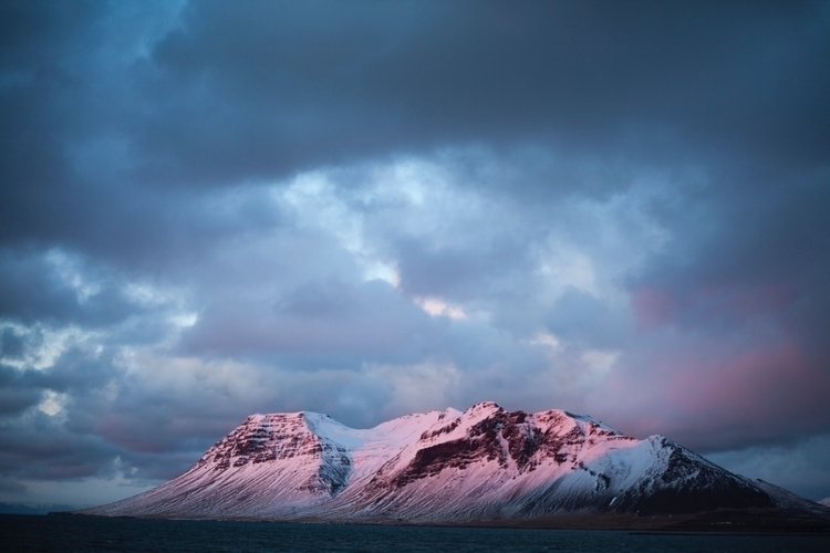 Sunsets Iceland Submitted Desig - livxlo | ello