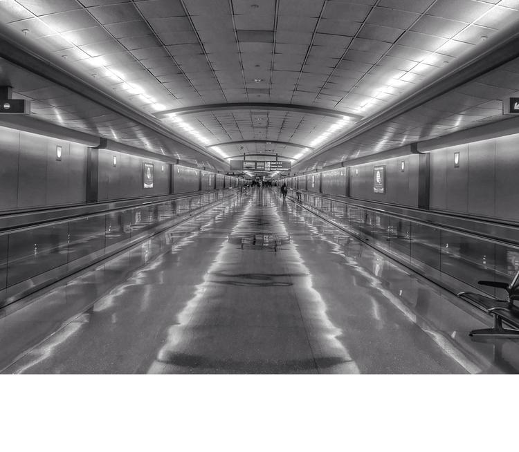 Vanishing points. corridors bel - jamesanok | ello