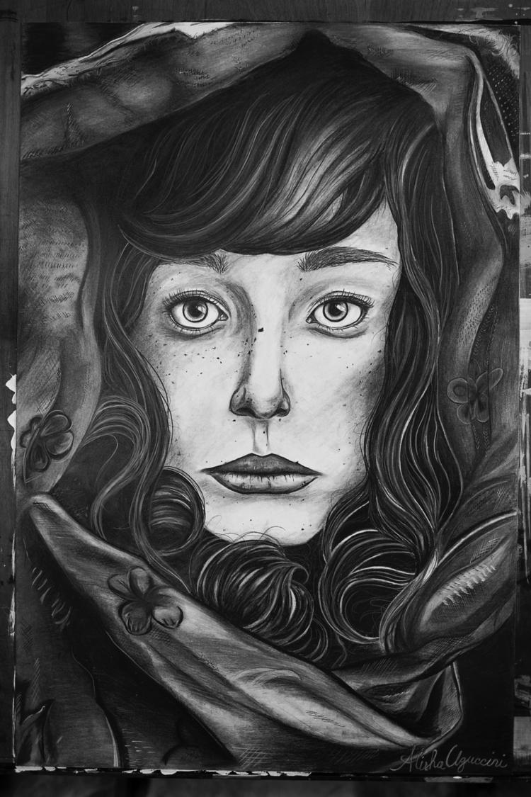 Cleveland based artist, explori - lisha_colleen | ello