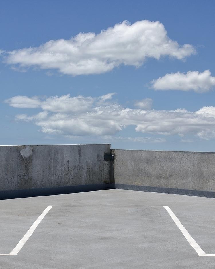 parking spot town - photography - shanesakata | ello