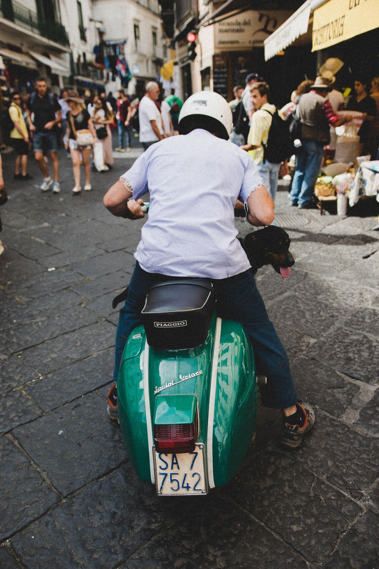 Amalfi ride - amalfi, street, streetphtography - andreaedo | ello