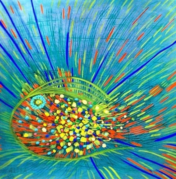 Риба, або Принцип домино___ FIS - olgapetrenko | ello