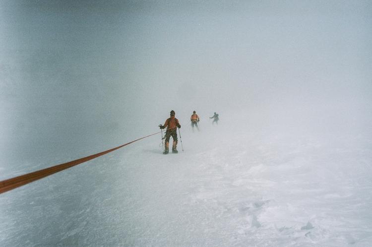 Windy Corner - 35mm, mtdenali, mountaineering - jamesbarkman | ello