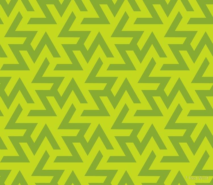 Geometric Pattern: Triskelion:  - red_wolf | ello