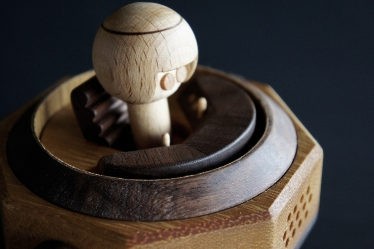 Irokoroboto Handmade wooden toy - louloutummie | ello