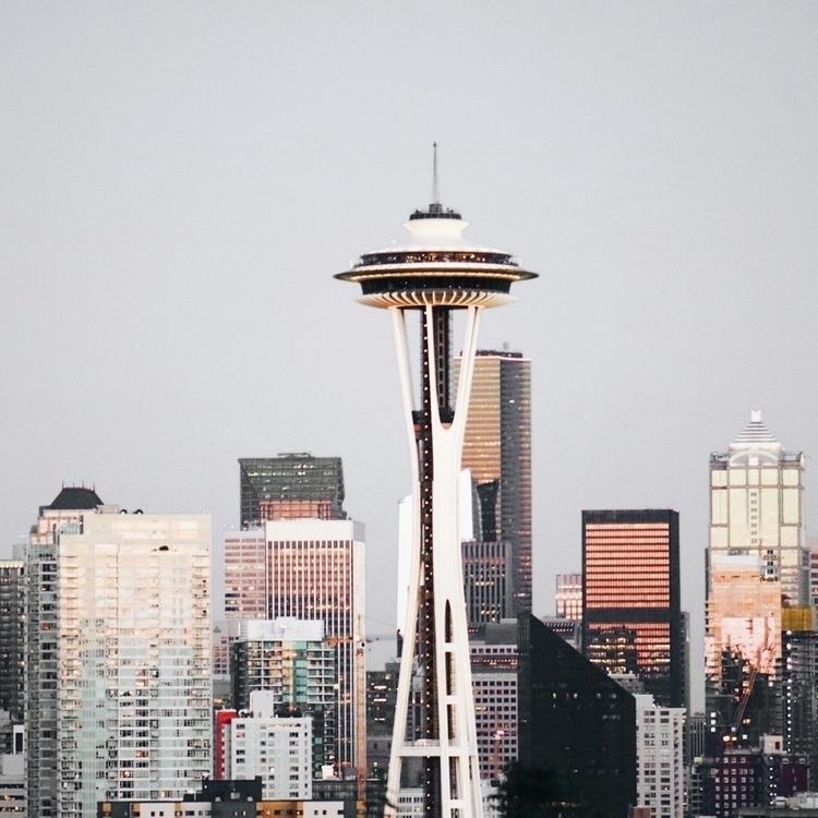 Cloudy Day Seattle, WA - zackshoots | ello